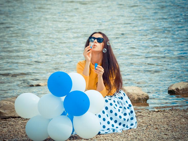 Birthday girl, bittersweet colours, converse, DIY, polka dots, Ralph Lauren, yellow cardigan,