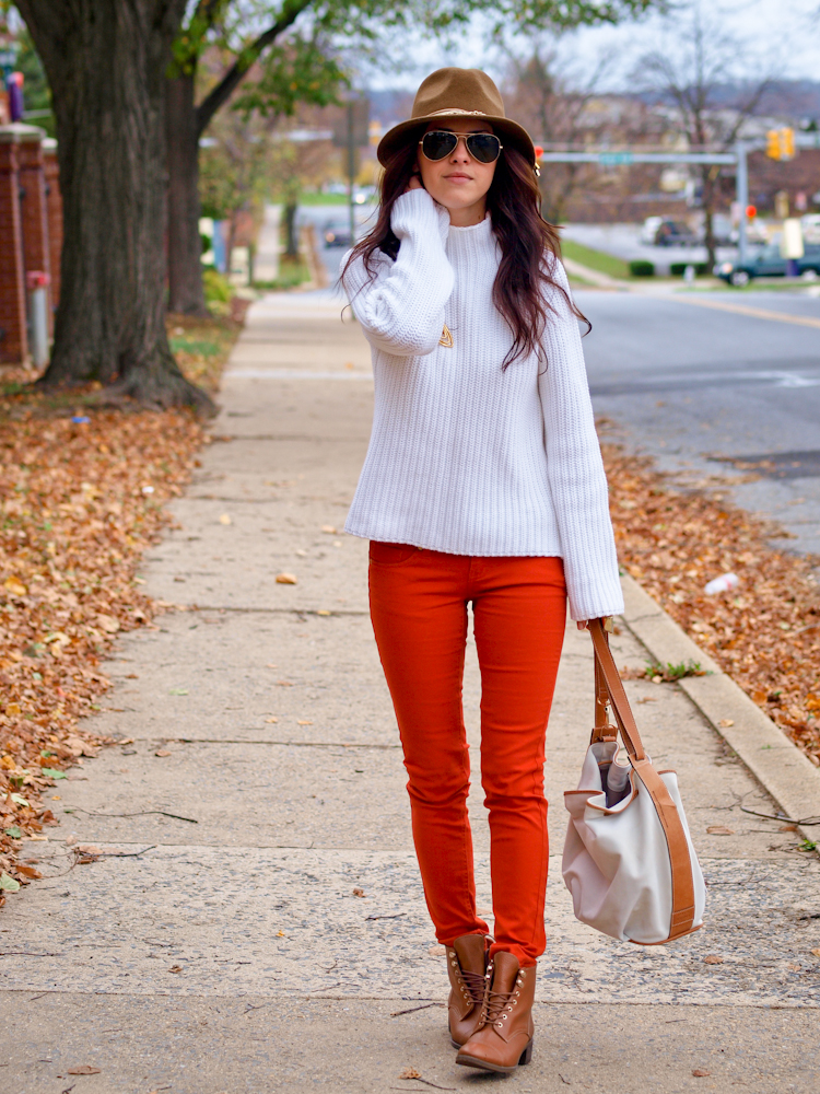 bittersweet colours, fall colors, fall street style, street style, hats, sweater weather,