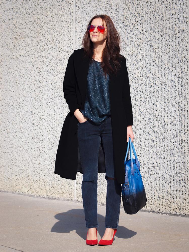 bittersweet colours, diesel, coats, fall street style, levis jeans,