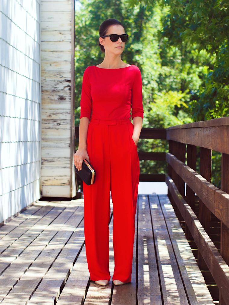 bittersweet colours, Diane von Furstenberg, Me Char, ALDO, Ralph Lauren, RED, street style, Summer 2013, Summer 2013 trends, wide-leg pants,