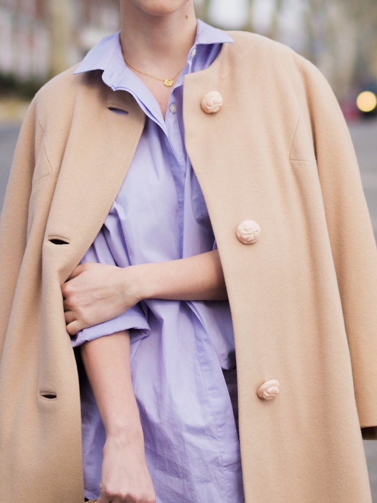animal print, bittersweet colours, CAMEL coat, Joe fresh, lavender color, pastels, Spring trends, street style, blush colors,