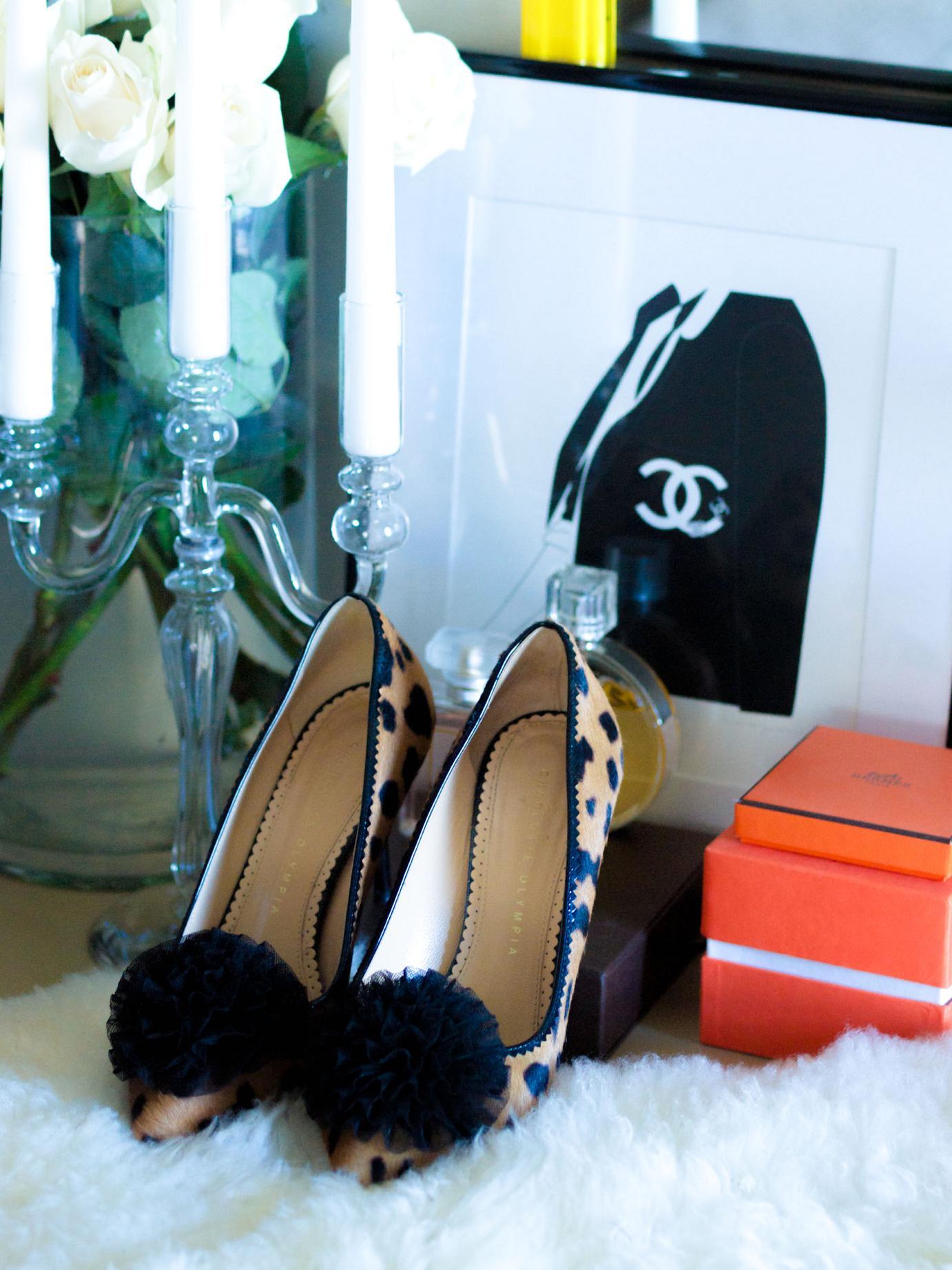 bittersweet colours, details, details from my closet, chanel bracelet, chanel eau the parfum, colorful shoes, closet organization ideas, colors, shoes, charlotte olympia shoes, christian louboutin shoes, j.crew shoes, miu miu shoes,