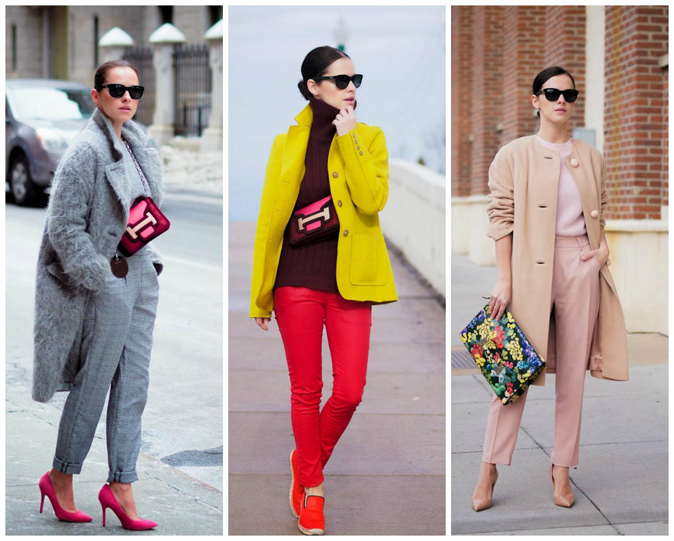 bittersweet colours, 2014 outfits, colorful coats, colorful shoes, street style, fall street style, summer style,