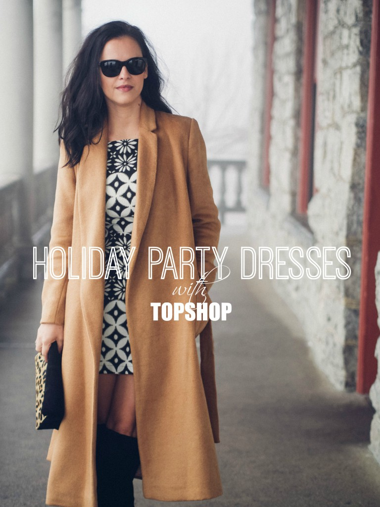 7c6338a36e6 Holiday Party Dresses with Topshop - BITTERSWEET COLOURS